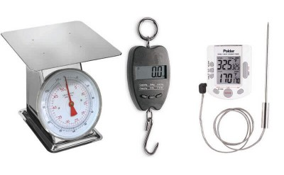 Scale / Thermometer