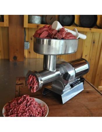Weston Butcher Series #32 Electric Meat Grinder 1.5 HP