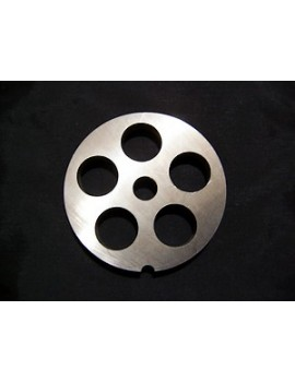 "3/4"" Meat Grinder Plate - Stainless Steel"