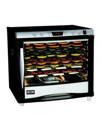 Weston Pro Series 12 Tray Digital Dehydrator