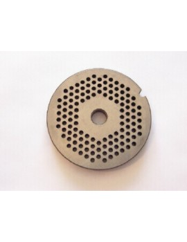 "1/8"" Meat Grinder Plate - Carbon Steel"