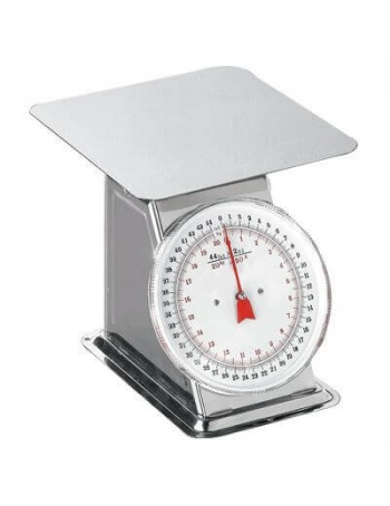 Stainless Steel Scale - 44 lbs