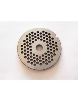 """5/32"""" Meat Grinder Plate - Carbon Steel"""