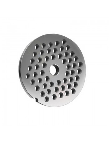 "1/4"" Meat Grinder Plate - Stainless Steel"