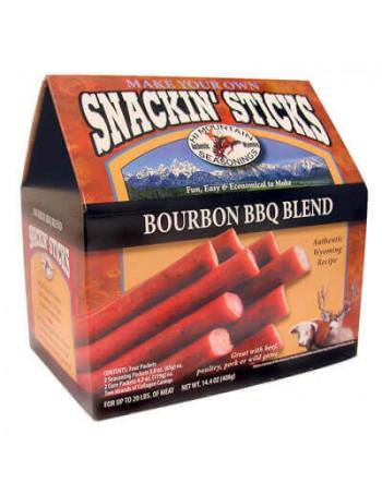 Hi Mountain Bourbon BBQ Snackin' Sticks Kit