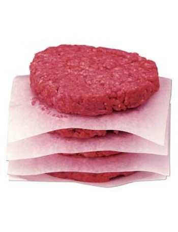 Hamburger Patty Paper Freezer Seperator Sheet Burger