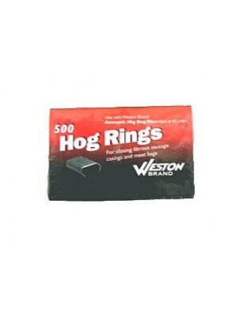 Hog Rings - 500 count