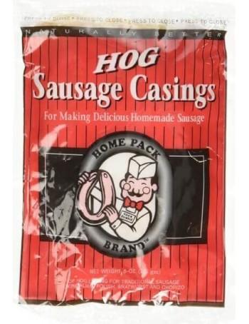 Home Pack Sausage Casing - Hog