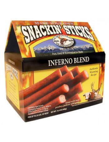 Hi Mountain Inferno Snackin' Sticks Kit