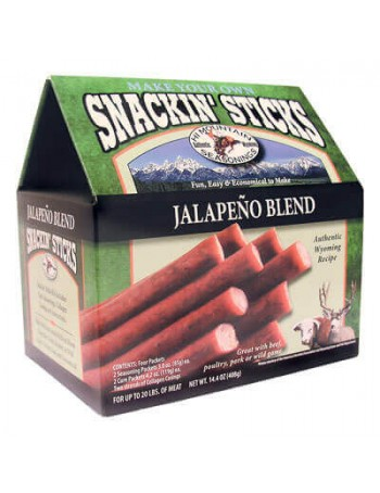 Hi Mountain Jalapeno Snackin' Sticks Kit