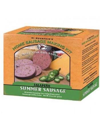 Hi Mountain Jalapeno Summer Sausage Kit