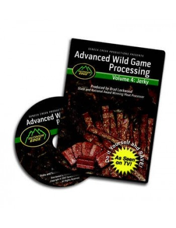 Outdoor Edge Advanced Wild Game Processing: Volume 4 - Jerky
