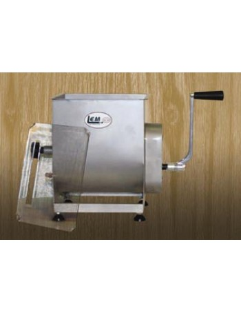 Stainless Steel Meat Mixer - 50 lbs