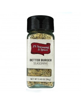 Better Burger Seasoning