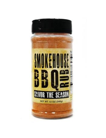 Smokehouse BBQ Rub & Seasoning