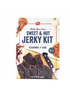 Sweet & Hot Jerky Seasoning Kit