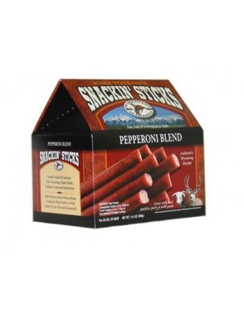 Hi Mountain Pepperoni Snackin' Sticks Kit