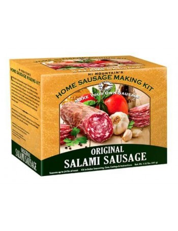 Hi Mountain Original Salami Sausage Kit