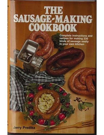 Sausage Making Cookbook