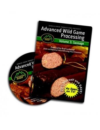 Outdoor Edge Advanced Wild Game Processing: Volume 3 - Sausage