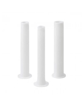 Plastic Stuffing Tube Set - 2 inch base