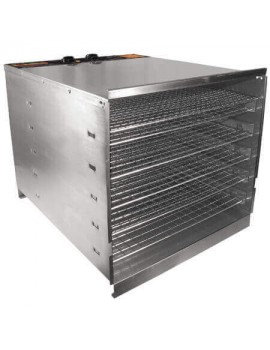 Weston Products Stainless Steel Dehydrator