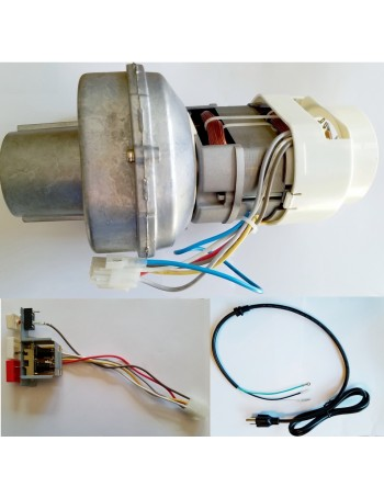 Tasin Motor and On/Off Switch Upgrade Kit