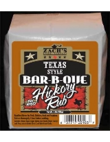 Barbecue Hickory Rub
