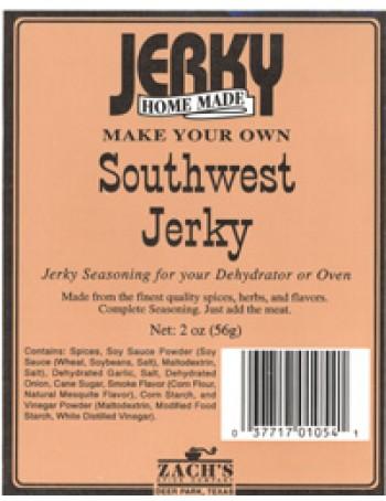 Southwest Beef Jerky Seasoning