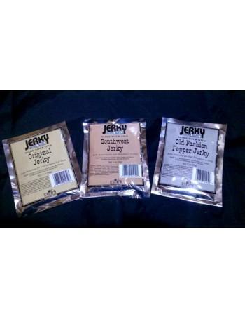 Zachs Beef Jerky Seasoning - Variety Pack