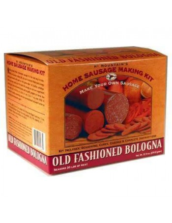 Hi Mountain Old Fashioned Bologna Sausage Seasoning Kit
