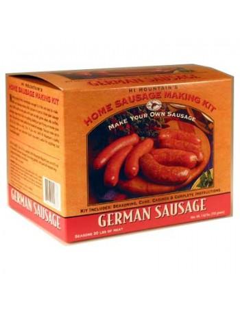 Hi Mountain German Sausage Seasoning Kit