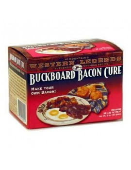Hi Mountain Buckboard Bacon Cure
