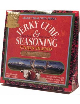 Hi Mountain Jerky Seasoning and Cure - Cajun