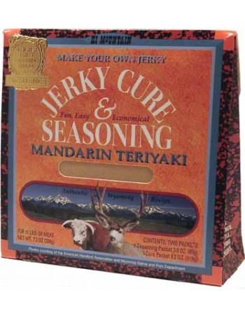 Hi Mountain Jerky Seasoning and Cure - Mandarin Teriyaki