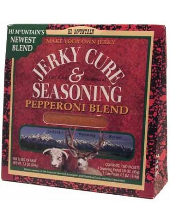 Hi Mountain Jerky Seasoning and Cure - Pepperoni