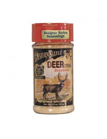 Hi Mountain Western Sizzle Deer Steak