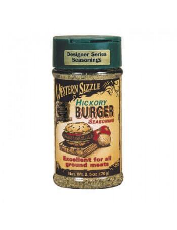 Hi Mountain Western Sizzle Hickory Burger