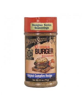 Hi Mountain Western Sizzle Original Burger