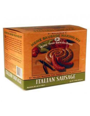 Hi Mountain Italian Sausage Seasoning Kit