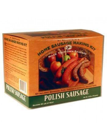 Hi Mountain Polish Sausage Seasoning Kit