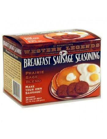 Hi Mountain Prairie Sage Breakfast Sausage Seasoning Kit