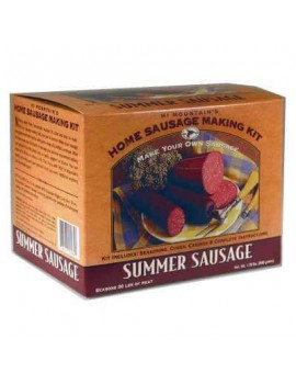 Hi Mountain Summer Sausage Seasoning Kit